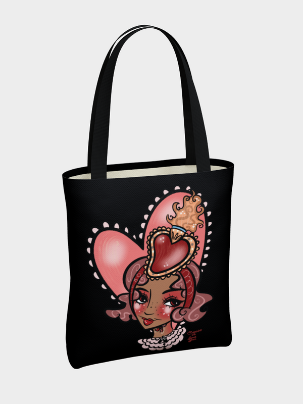 My Sacred Heart - Basic Tote