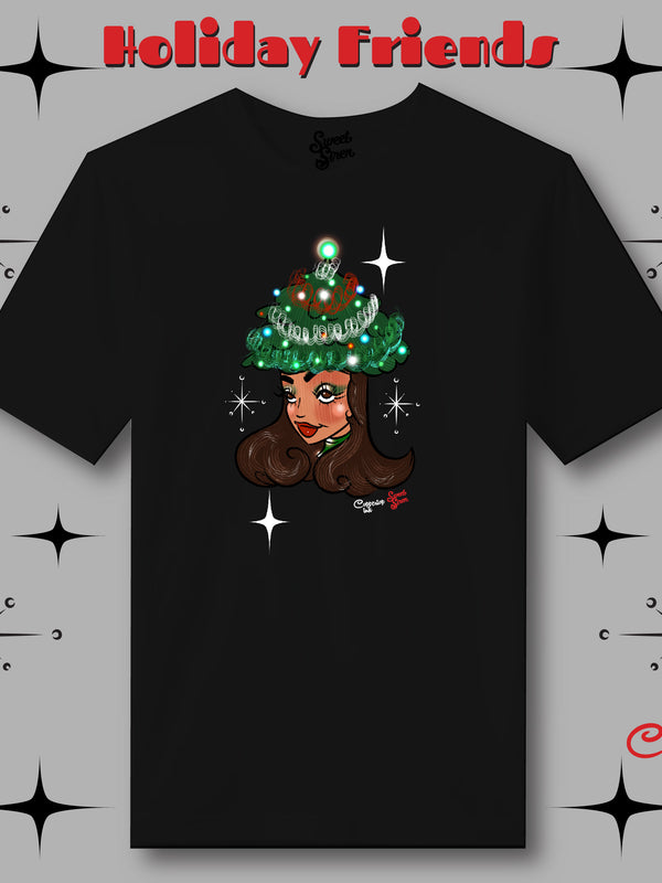 Holiday Friends 4 - Unisex Tee