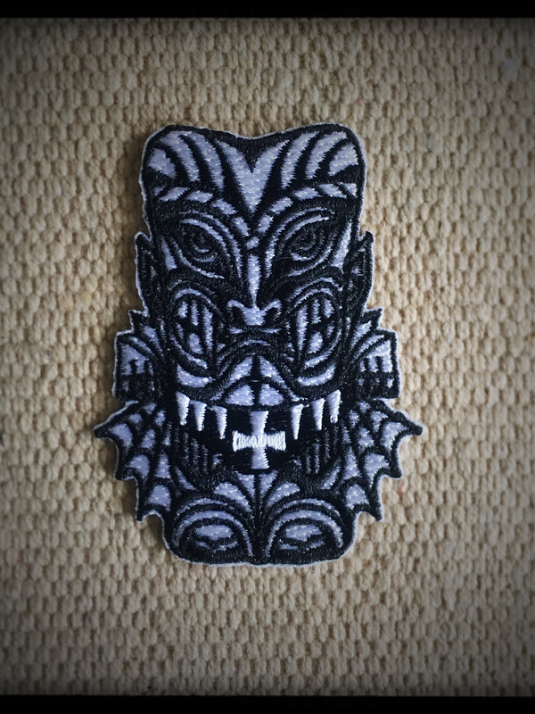 Dracula Monster - Tiki Monsters PATCH