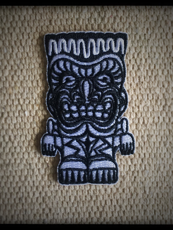 The Frankenstein Monster - Tiki Monsters PATCH