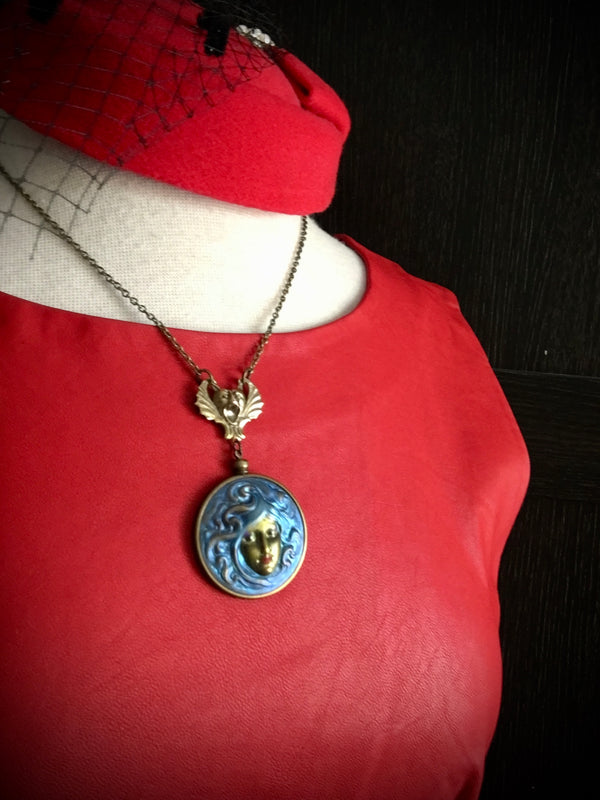 Madame Leota Necklace