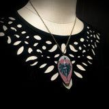 Coffin Bat Lady - NECKLACE