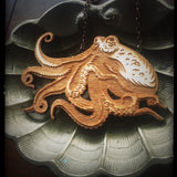 Octopus Necklace - Large