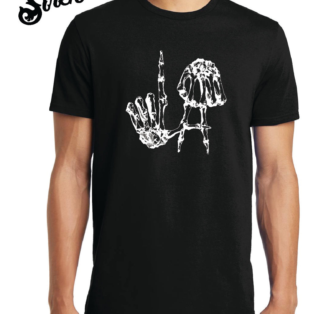 LA SKELETON HANDS - Unisex Tee