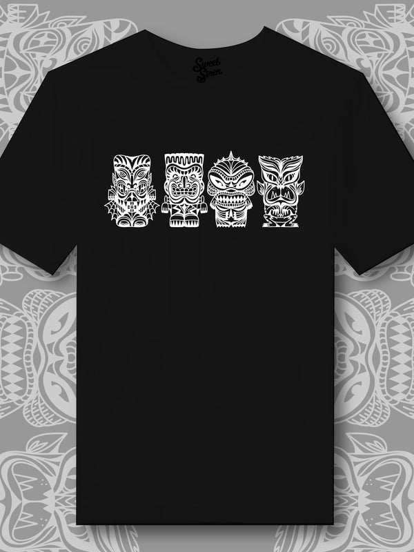 The Tiki Monsters Unisex Tee