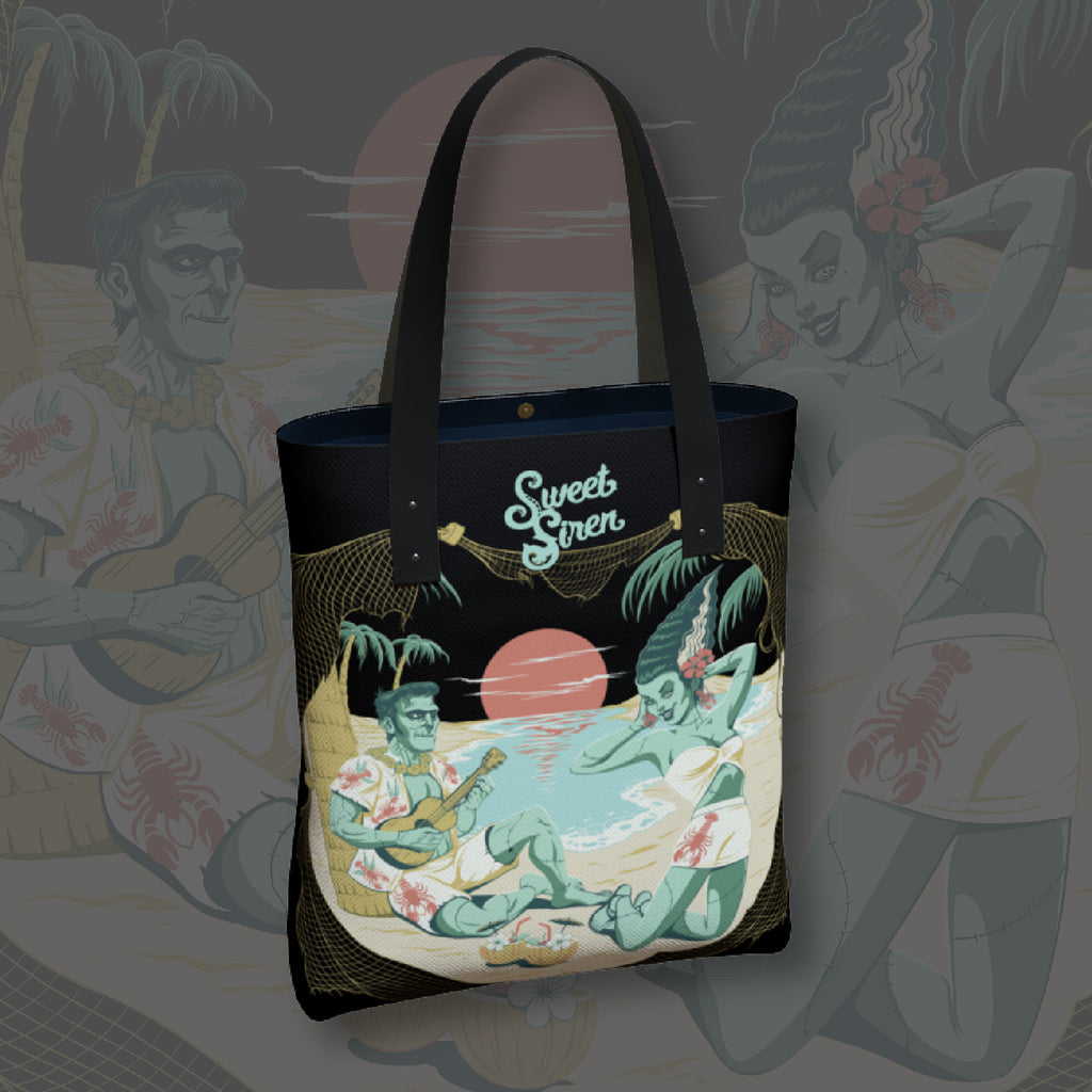 We're Alive! TWILIGHT EDITION- URBAN Tote Bag