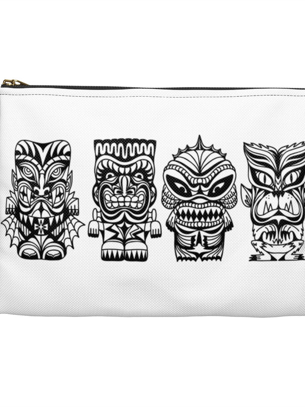 Tiki Monster Pouch -  Small