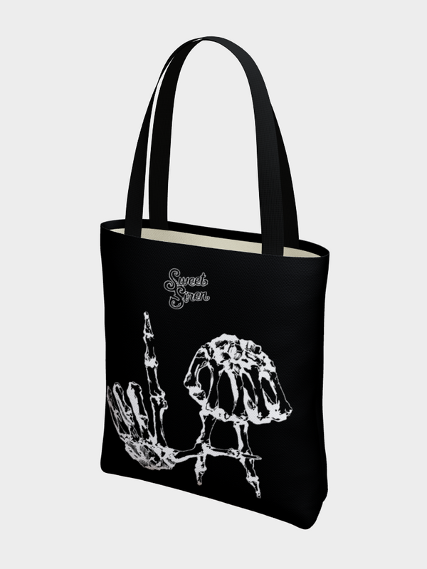 LA Skeleton Hands - BASIC Tote