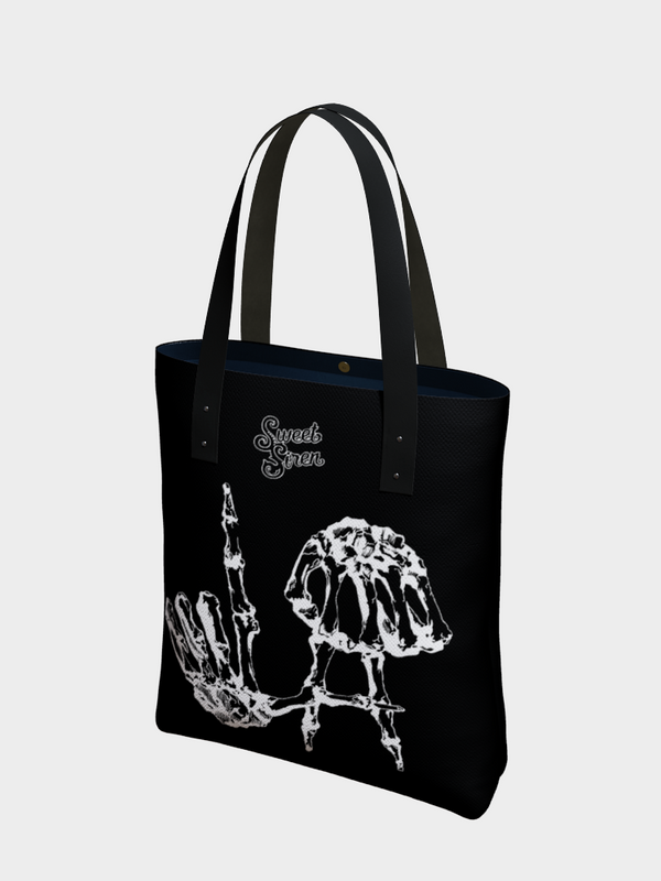 LA Skeleton Hands - Urban Tote