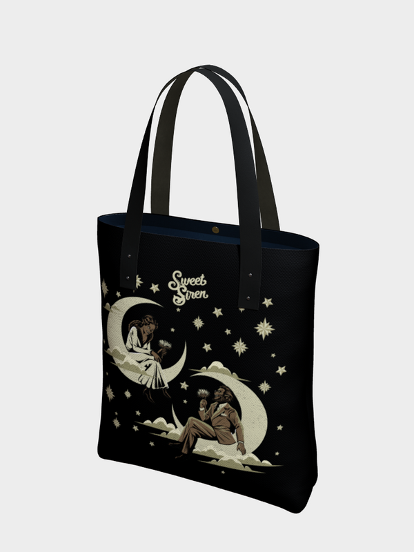 Queen of the Night - URBAN Tote