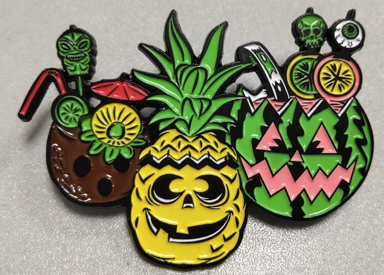 SummerWeen Enamel PIN