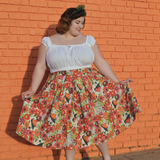 Madison Birds -  Retrolicious Skirt - SALE!