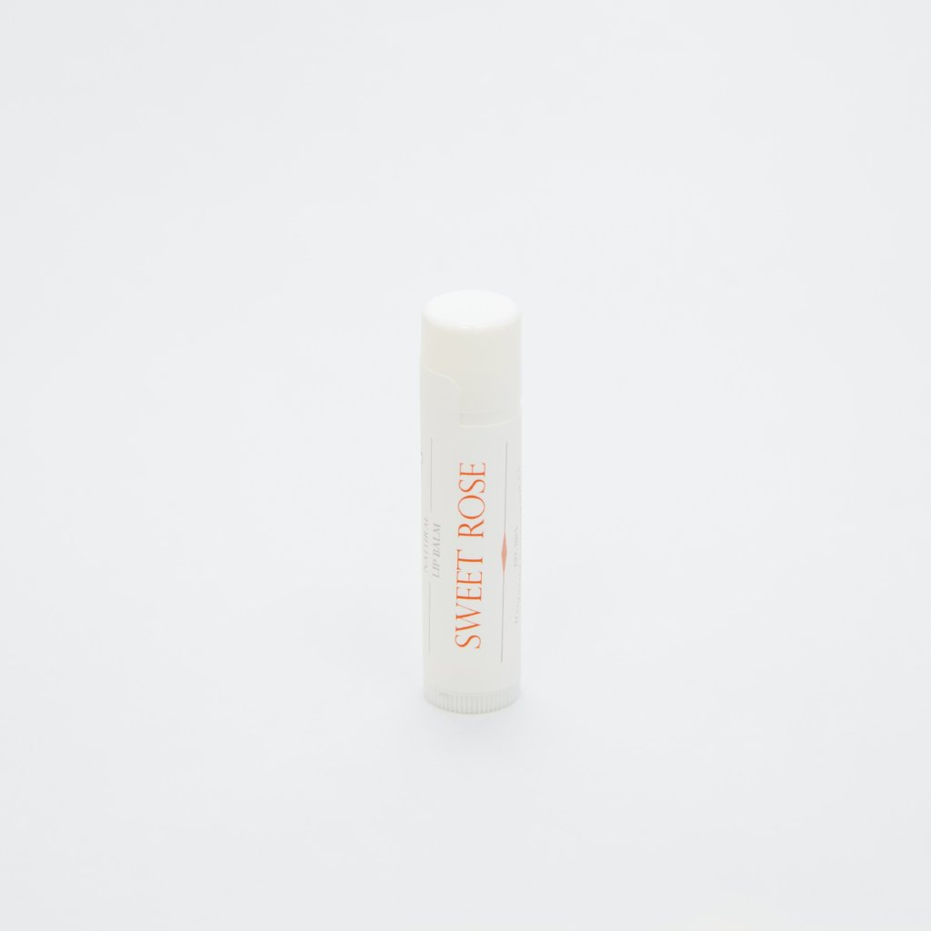 Sweet Rose Lip Balm