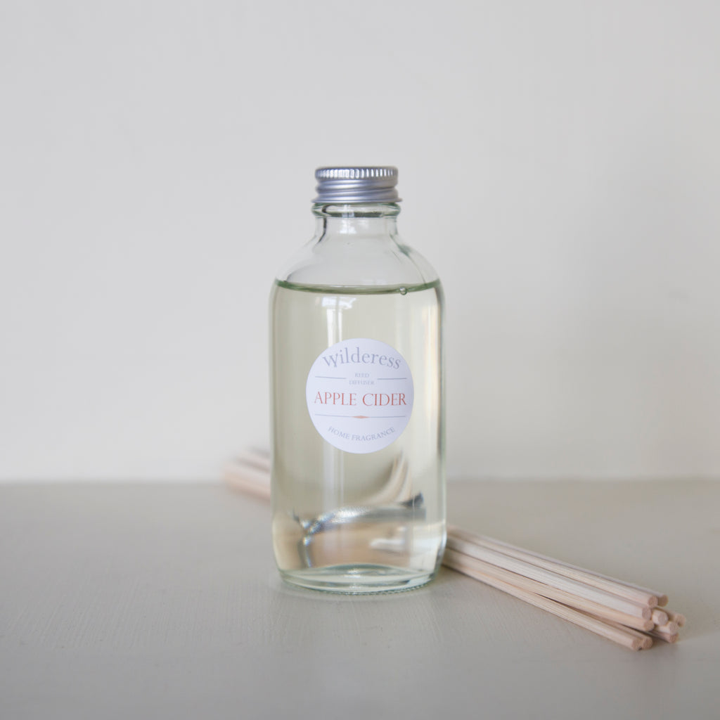 Apple Cider Reed Diffuser
