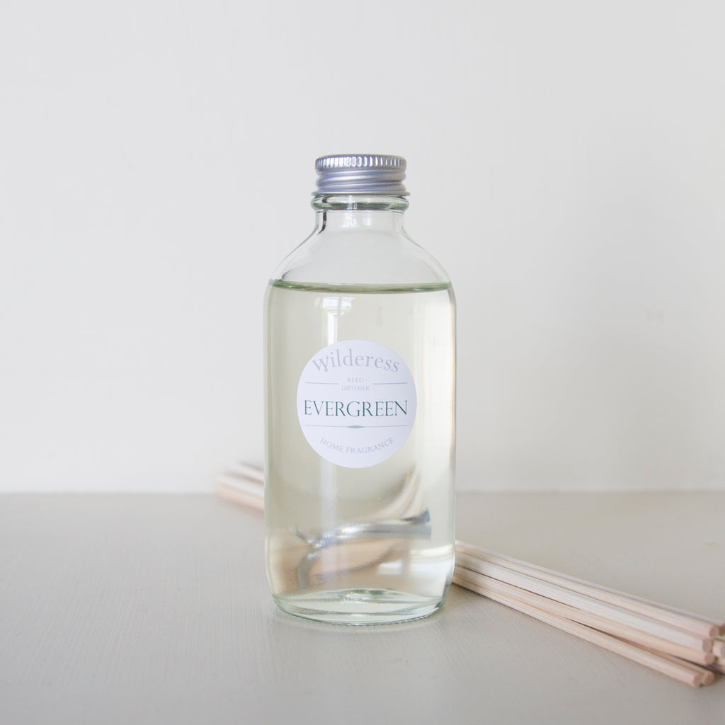 Evergreen Reed Diffuser