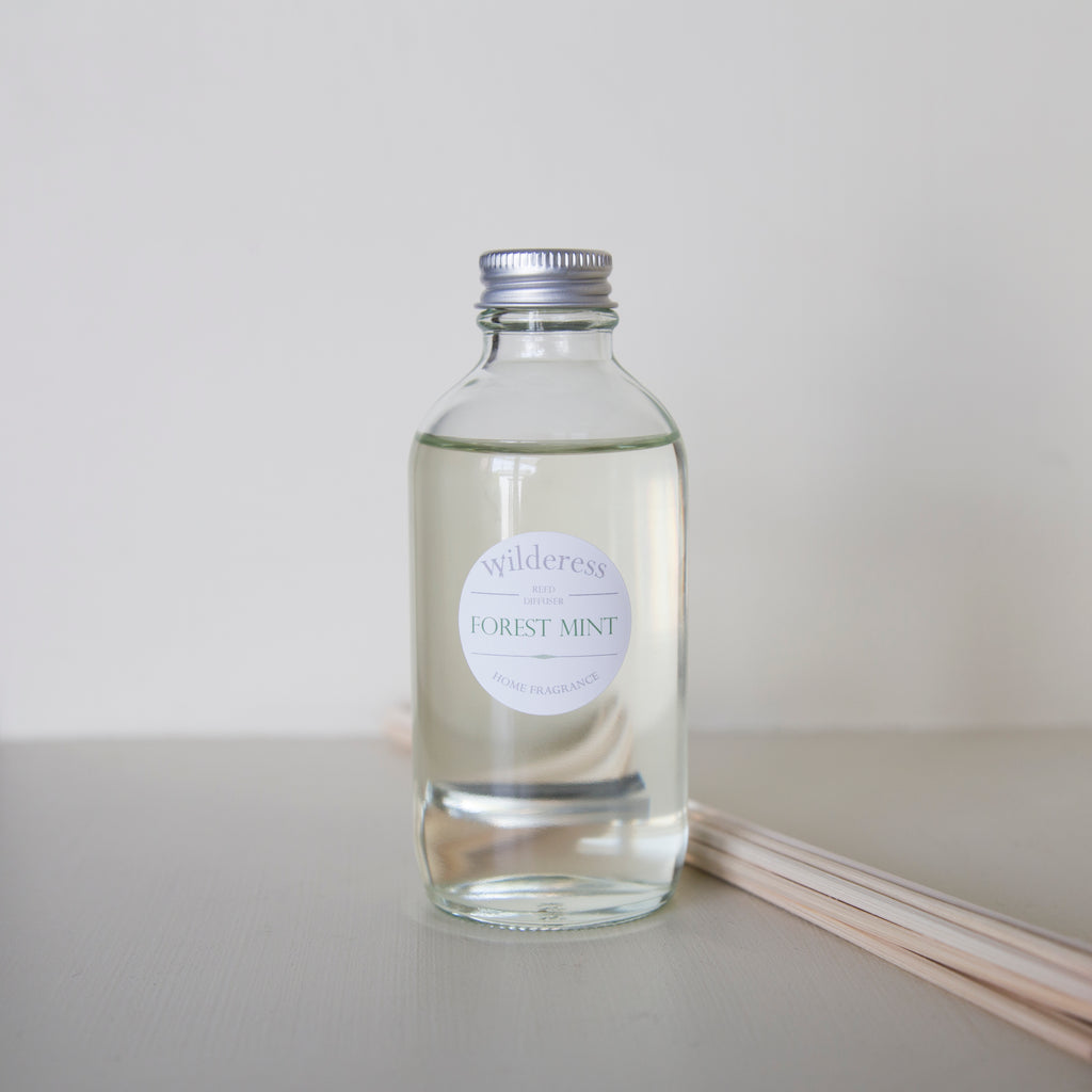 Forest Mint Reed Diffuser