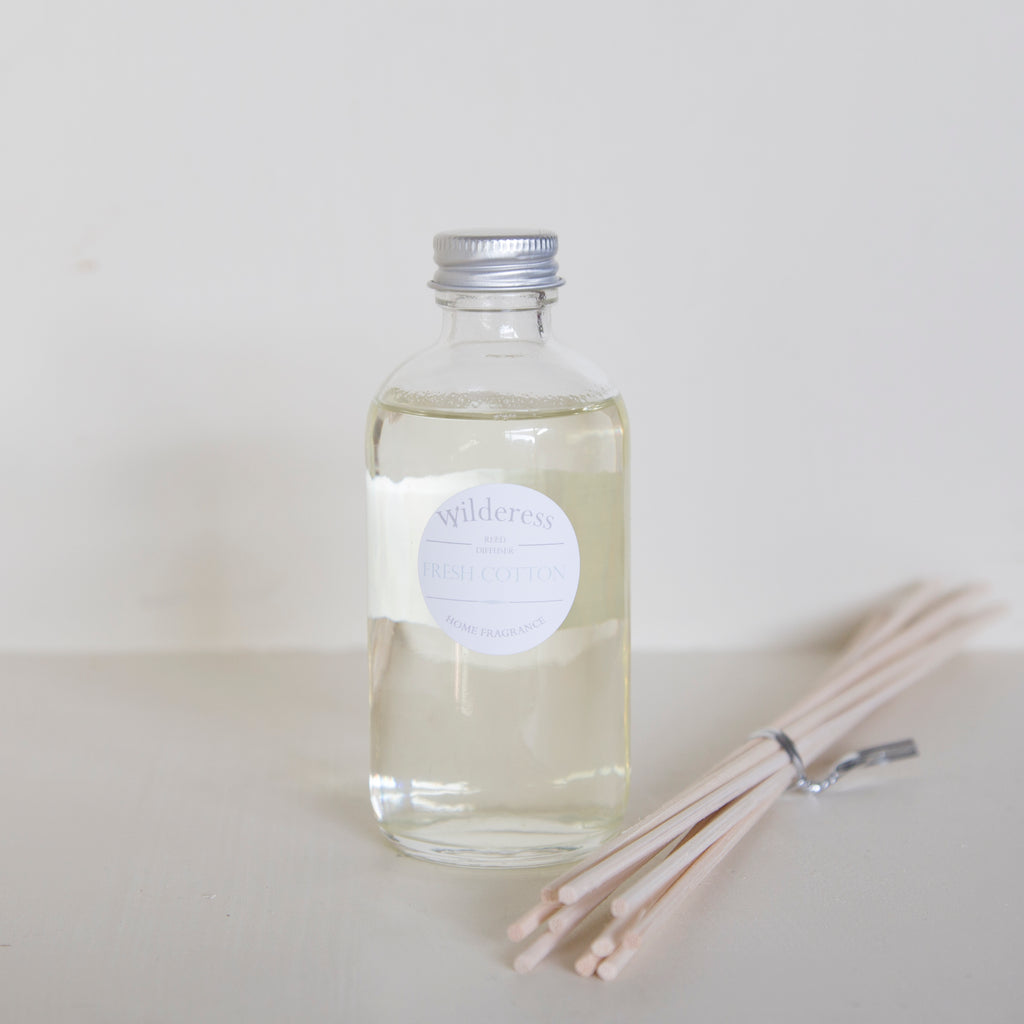 Fresh Cotton Reed Diffuser
