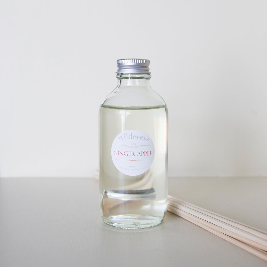 Ginger Apple Reed Diffuser