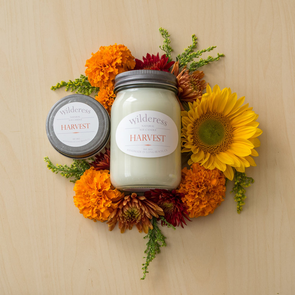 Harvest Soy Candle