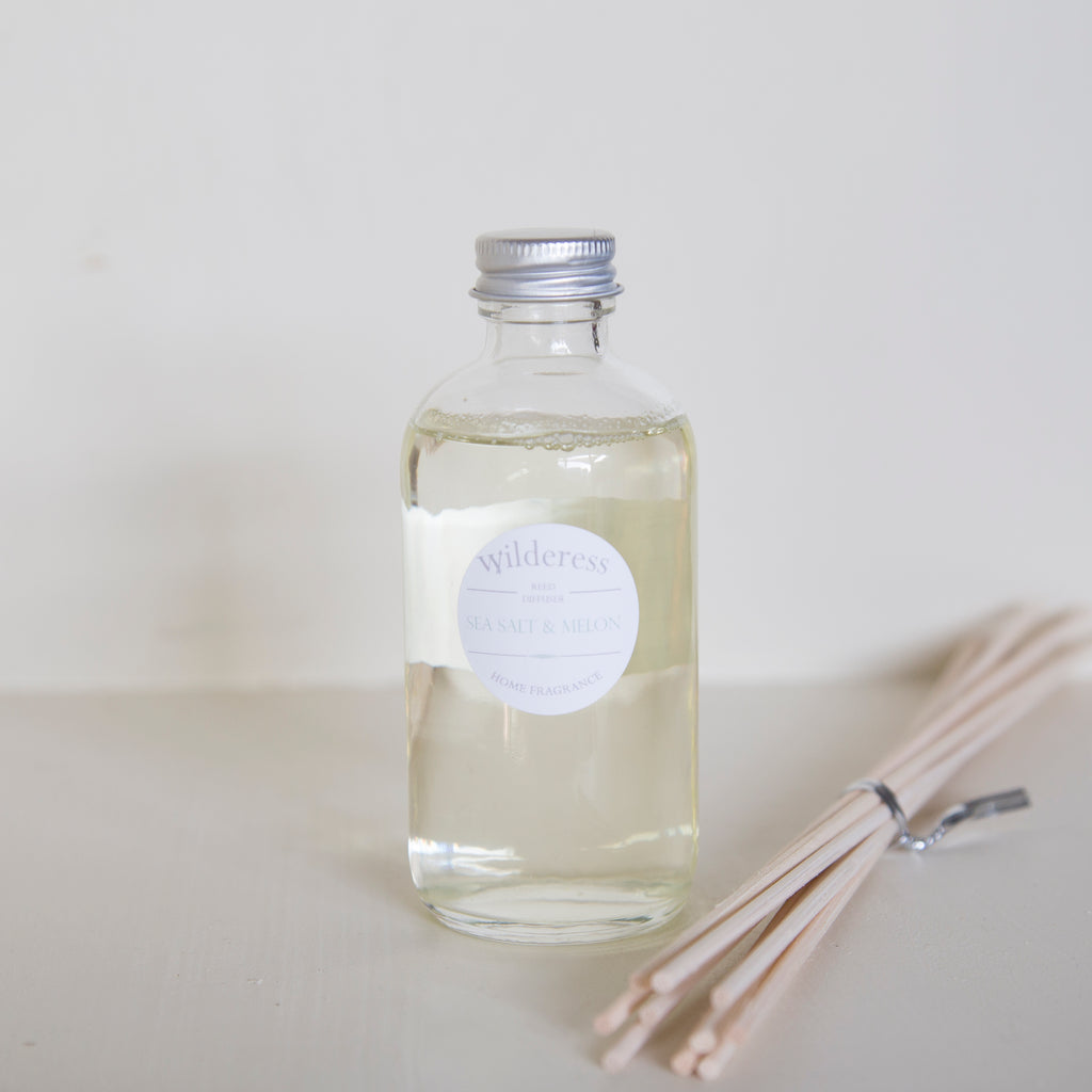 Sea Salt & Melon Reed Diffuser