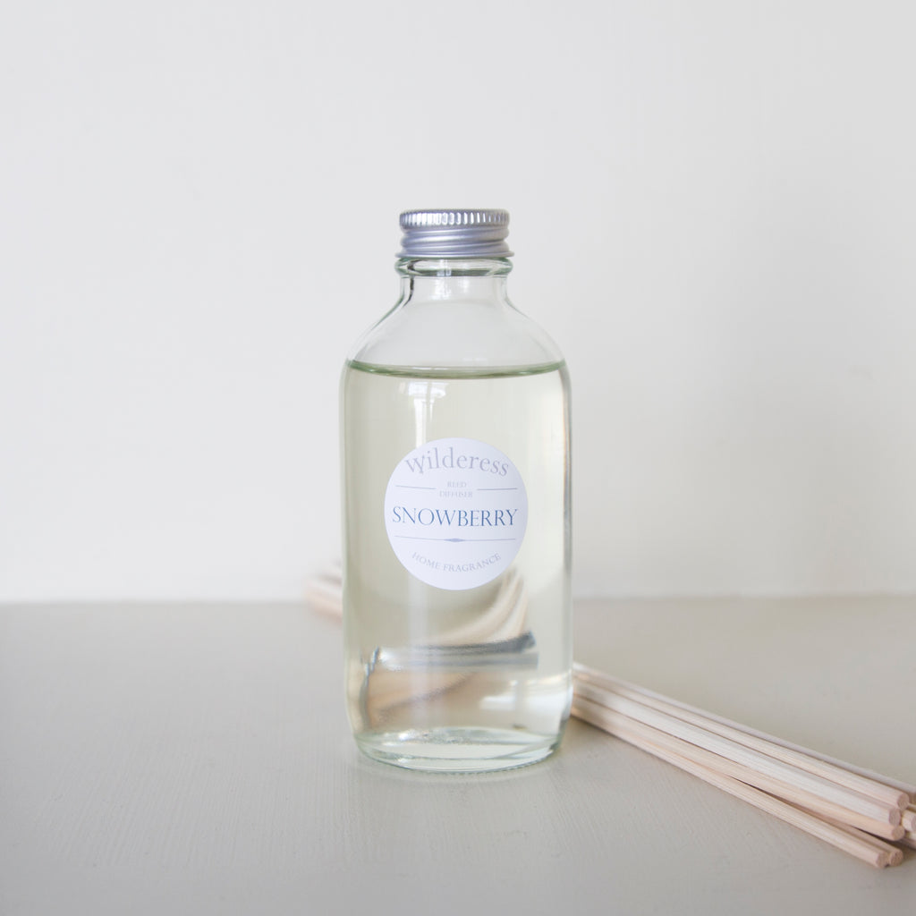 Snowberry Reed Diffuser