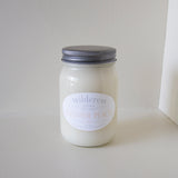 Summer Peach Soy Candle