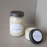 Wildberry Soy Candle