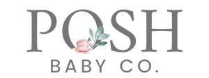 Posh Baby Co. Logo