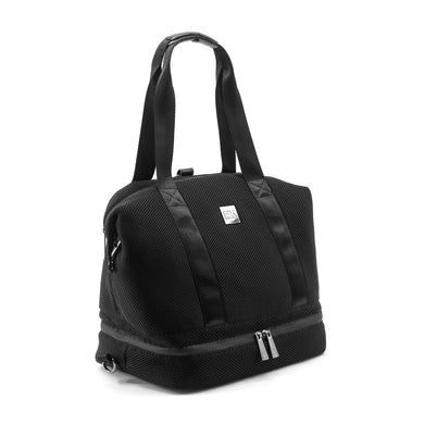 Baby K'Tan Flex Convertible Diaper Bag - Mesh Black - Posh Baby Co.