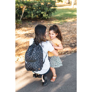 Baby K'Tan Sojourn Backpack Diaper Bag - Sweetheart - Posh Baby Co.
