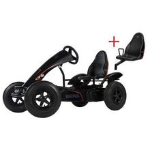 Load image into Gallery viewer, BERG Black Edition BFR Pedal Go-Kart