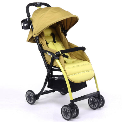 Pali Tre.9 Fitness Fashion Stroller - Brasil Green - Posh Baby Co.