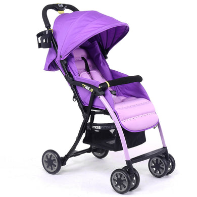 Pali Tre.9 Fitness Fashion Stroller - Rio Purple - Posh Baby Co.