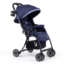 Load image into Gallery viewer, Pali Tre.9 Denim Attitude Stroller - Denver Blue - Posh Baby Co.