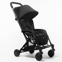 Load image into Gallery viewer, Pali Sei.9 Compact Travel Stroller - New York Black - Posh Baby Co.