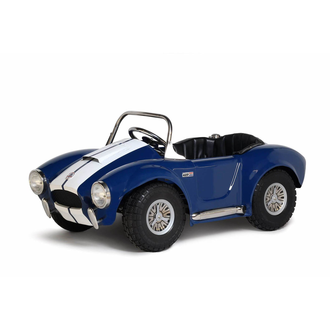 Morgan Cycle Shelby Cobra Steel Pedal Car - Limited Edition