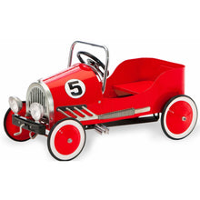Load image into Gallery viewer, Morgan Cycle 1920's Retro Style Steel Pedal Car
