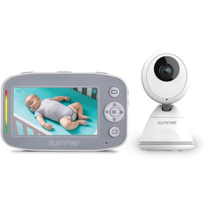 Summer Infant Baby Pixel® Cadet™ 4.3 Inch Color Video Monitor - Posh Baby Co.