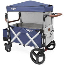Load image into Gallery viewer, Keenz 7S Stroller Wagon - Blue - Posh Baby Co.
