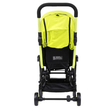 Load image into Gallery viewer, Pali Sei.9 Compact Travel Stroller - Vancouver Yellow - Posh Baby Co.