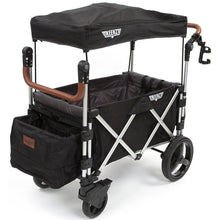 Load image into Gallery viewer, Keenz 7S Stroller Wagon - Black - Posh Baby Co.