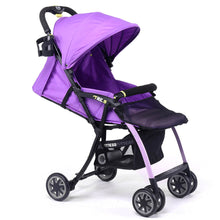 Load image into Gallery viewer, Pali Tre.9 Fitness Fashion Stroller - Rio Purple - Posh Baby Co.