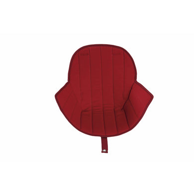 Micuna OVO Fabric Seat Pad - Red - Posh Baby Co.