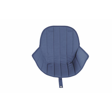 Micuna OVO Fabric Seat Pad - Blue - Posh Baby Co.