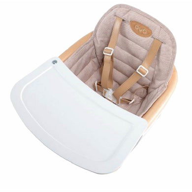 Micuna OVO Front Tray - White - Posh Baby Co.