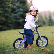 Load image into Gallery viewer, FirstBIKE Street Balance Bike - Violet - Posh Baby Co.