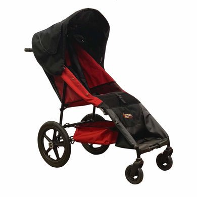 Adaptive Star Axiom Lassen Special Needs Push Chair Stroller