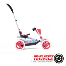 Load image into Gallery viewer, BERG Toys Buzzy Bloom 2-In-1 Pedal Go-Kart