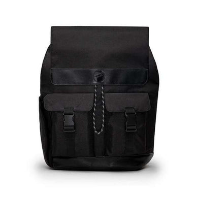 Paperclip Ranger Diaper Bag - Black