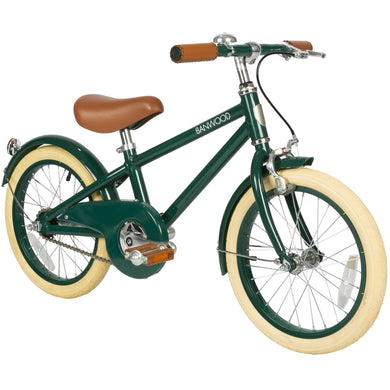 Banwood Classic Pedal Bike - Green PRE-SALE